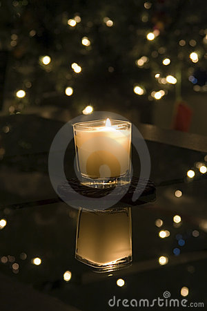A Candle at Christmas