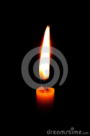 Free Candle Fire Stock Photos - 25348833