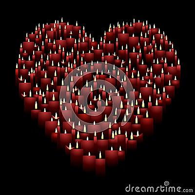 Wahs nine candle - 4 6