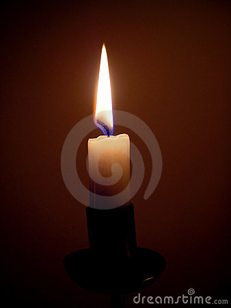 Free Candle Light ... II Stock Image - 42251