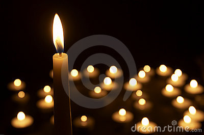 Candle lighting 3
