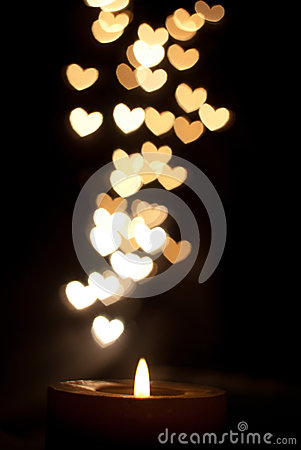 Candle warmth