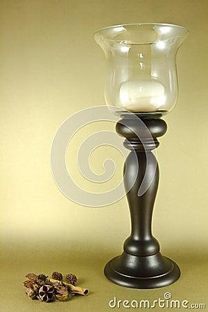 Free Candleholder Stock Photography - 19664332