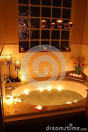 Creepy Bathtub Photography