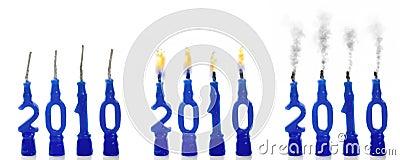 Candles 2010 status