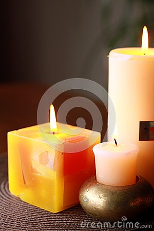 Free Candles Royalty Free Stock Images - 25934829