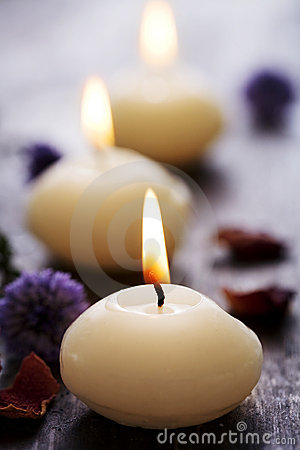 Free Candles Stock Image - 4318341