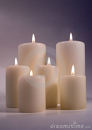 Free Candles Royalty Free Stock Image - 828986