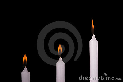Candles and candlelight