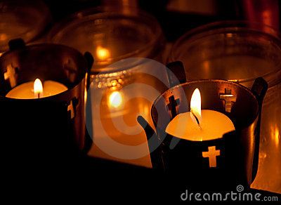 Candles of Faith