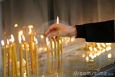 Candles new 10