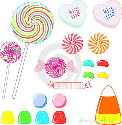 Free Candy Royalty Free Stock Photography - 9700057