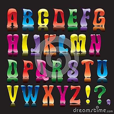 Candy ABC