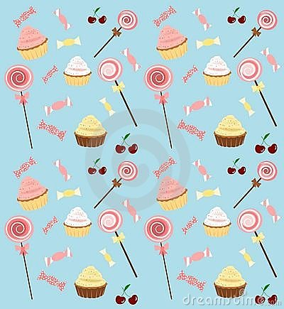 Cute Candy Background Candy background