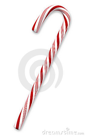 Free Candy Cane Stock Image - 11859031