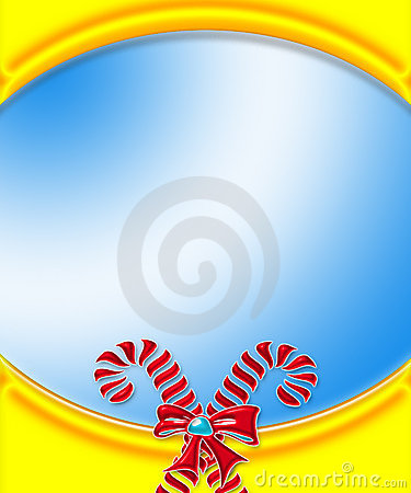 Candy Cane Background 6