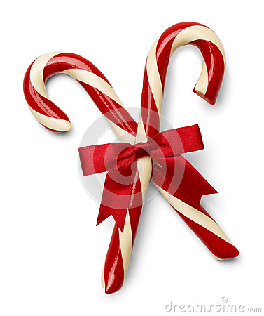 Candy Cane Cross Royalty Free Stock Image Image 34641786
