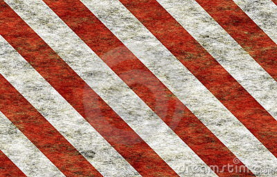 Candy Cane Grunge Abstract Wallpaper