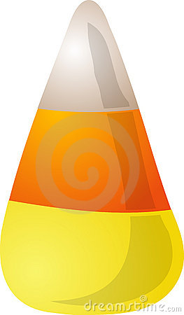 Free Candy Corn Stock Photography - 2616412