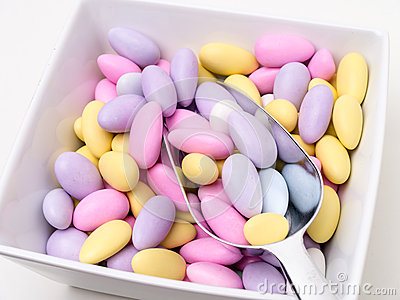 Candy Dish Royalty Free Stock Photo - Image: 25146815