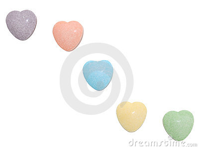 Candy Hearts  (8.2mp Image)