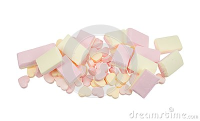 Candy isolated