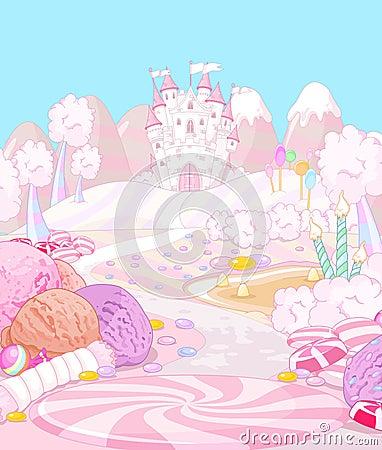 Free Candy Land Stock Photo - 94780510