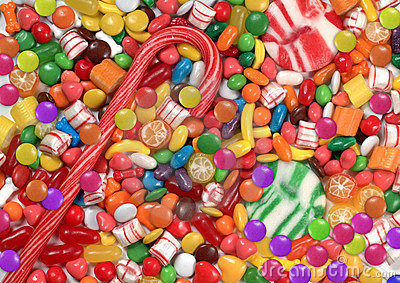 Candy and more candy