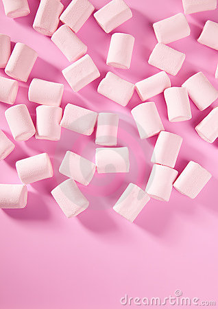 Free Candy Pink Marshmallow Sweets Pattern Texture Stock Photo - 23306220