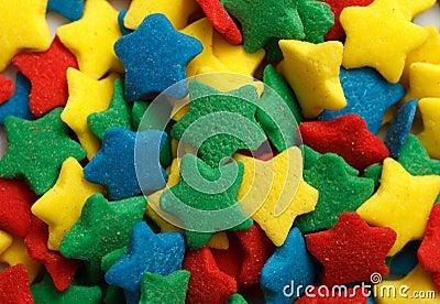 Candy stars