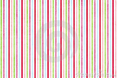 Candy Striped Textured Scrapbook Paper