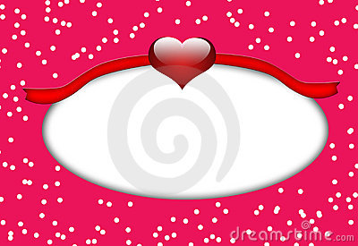 Candy Style Oval Frame Stock Photos - Image: 12876293
