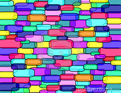 Candy´s wall