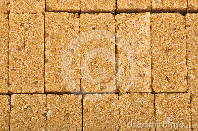 Cane Sugar Cubes Royalty Free Stock Images - Image: 24300759