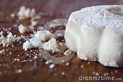 Canestrelli and crumb