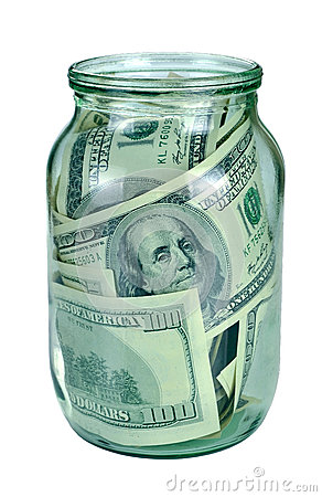 Canned money