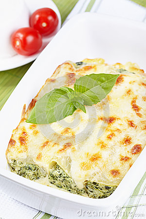 Free Cannelloni Stock Image - 27976571