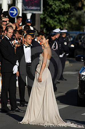 Cannes film festival 2011, France Editorial Photo