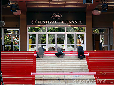 The Cannes International Film Festival Editorial Image