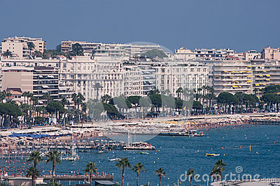 Cannes and La Croisette