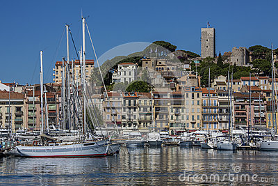 Cannes Old Town - South of France