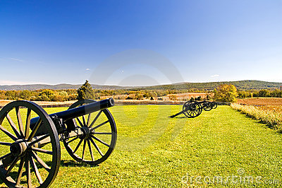 Cannons at Antietam - 3