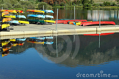 Canoe Dock and Rentals