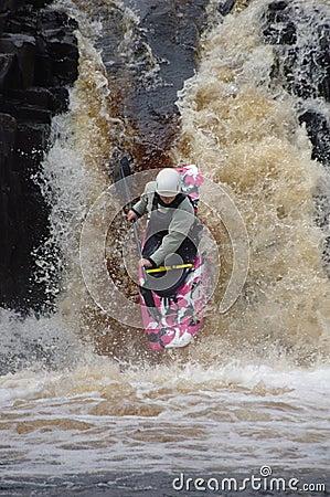 Free Canoeist Stock Photo - 1378470