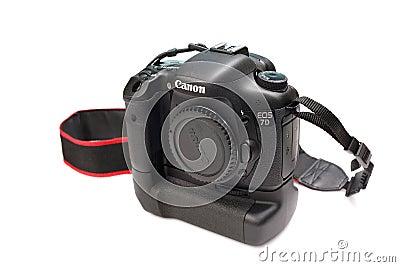 Canon eos 7d Editorial Photo