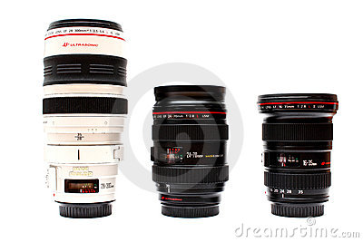 Canon L series lenses Editorial Photography