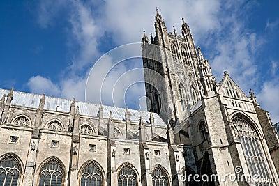 Canterbury Cathedra