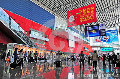 Canton fair 2012 Editorial Image