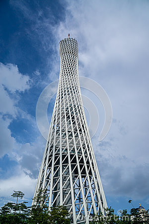 Free Canton Tower Royalty Free Stock Photo - 80561285