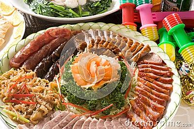 Cantonese barbecued Siu Mei plate
